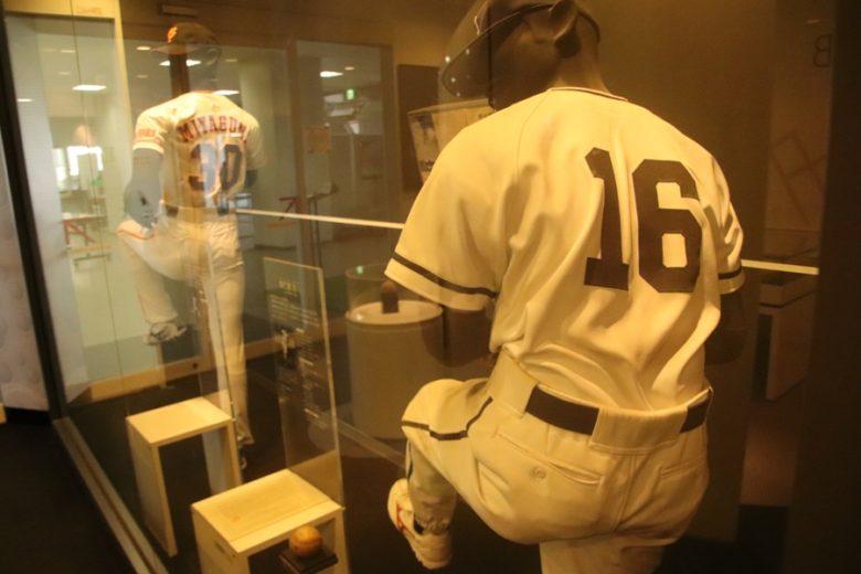 野球資料館のプロ野球選手ユニフォーム