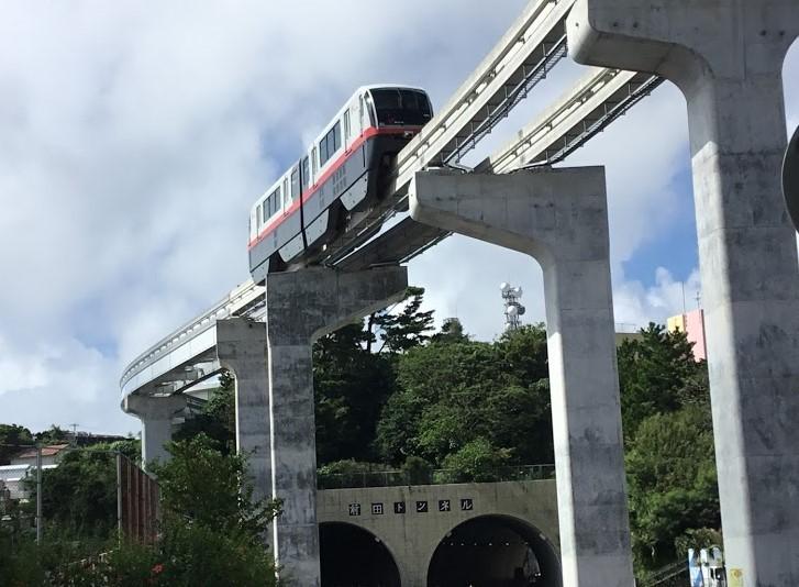沖縄都市モノレール「ゆいレール」浦添へ延長!