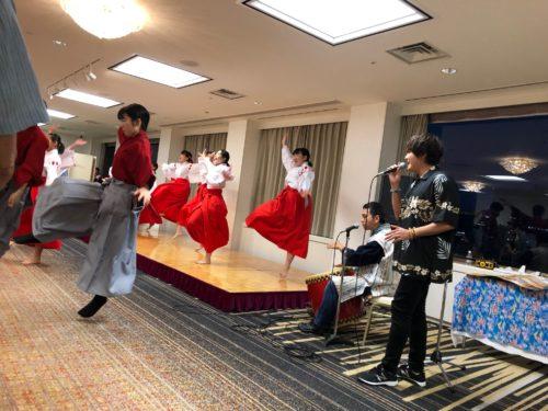 現代版組踊「肝高の阿麻和利」東京公演を控える平田大一さん