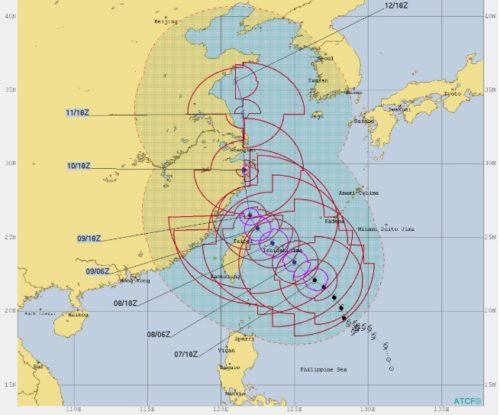 沖縄旅行、台風の時、キャンセル?変更?どうするのがいいの??