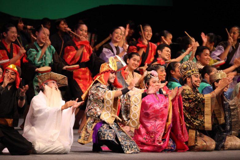 沖縄の中高生により生まれた奇跡の舞台『肝高の阿麻和利』