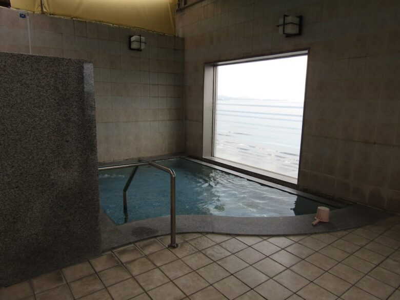 ルートイン名護大浴場
