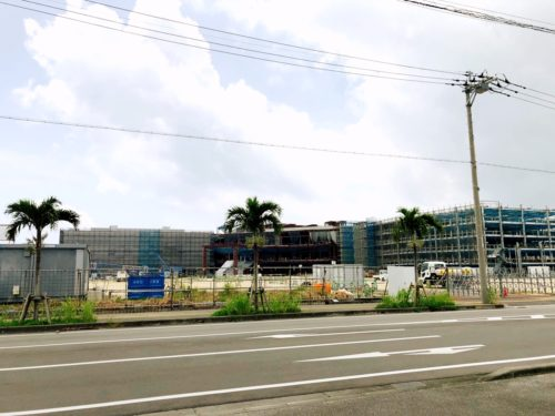那覇空港から近い豊見城、美らSUNビーチのある沖縄・豊崎タウンプロジェクト!