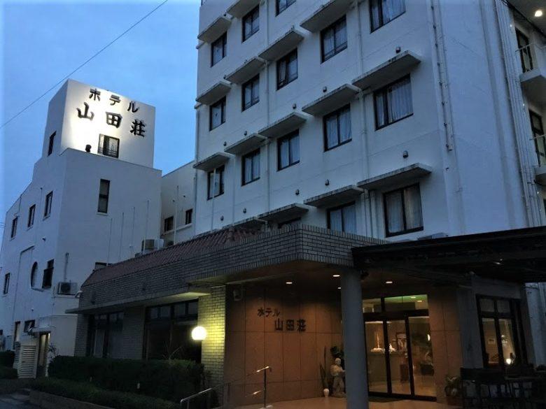 名護の繁華街で飲むなら便利なホテル山田荘