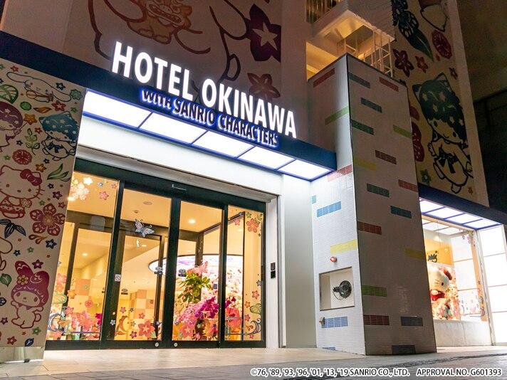 沖縄初のサンリオホテルがOPEN!どこにできた?料金は?