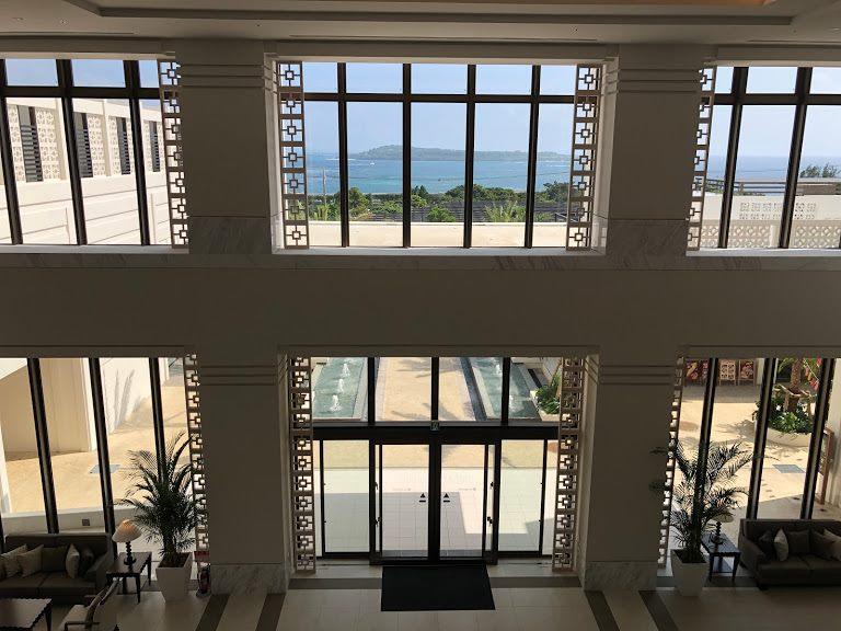 本部町にできた便利なアラマハイナコンドホテル