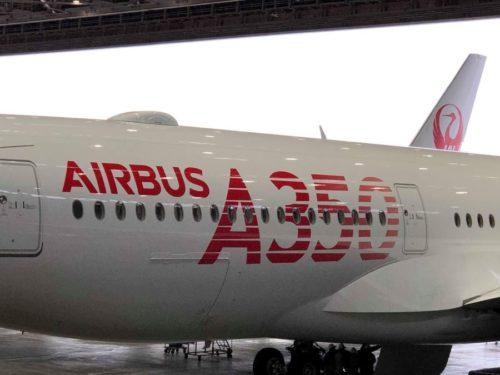 日本航空のエアバスA350-900が那覇線に就航!機内と予約状況は?