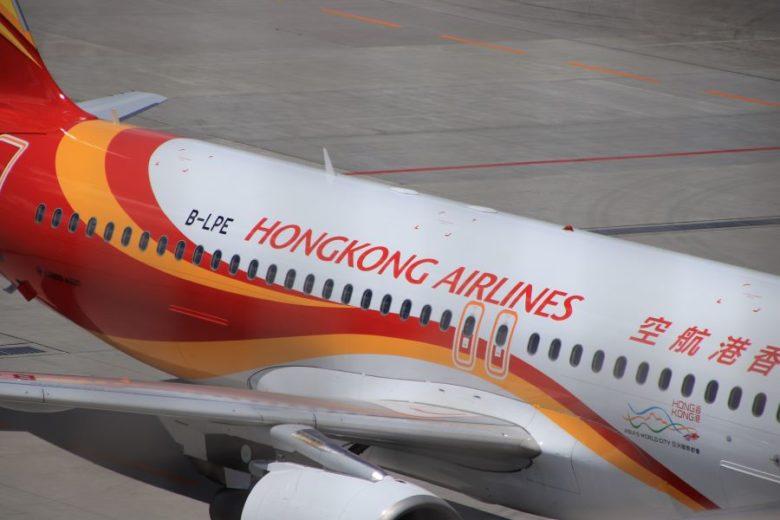 那覇空港で飛行機を見るなら国際線
