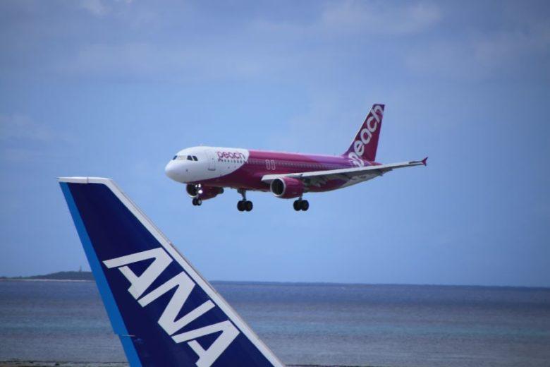 那覇空港で飛行機を見るなら4階