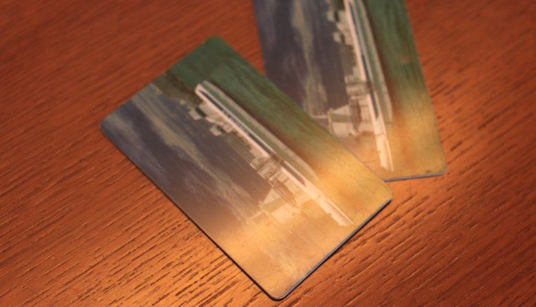 ANAインターコンチネンタル万座ビーチリゾートのルームカード