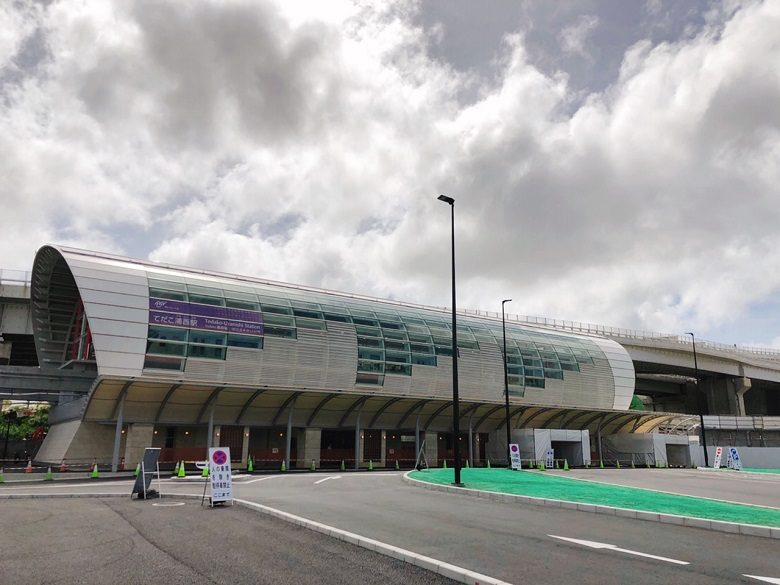ゆいレール延長区間㊗開業てだこ浦西駅はパークアンドライド駅