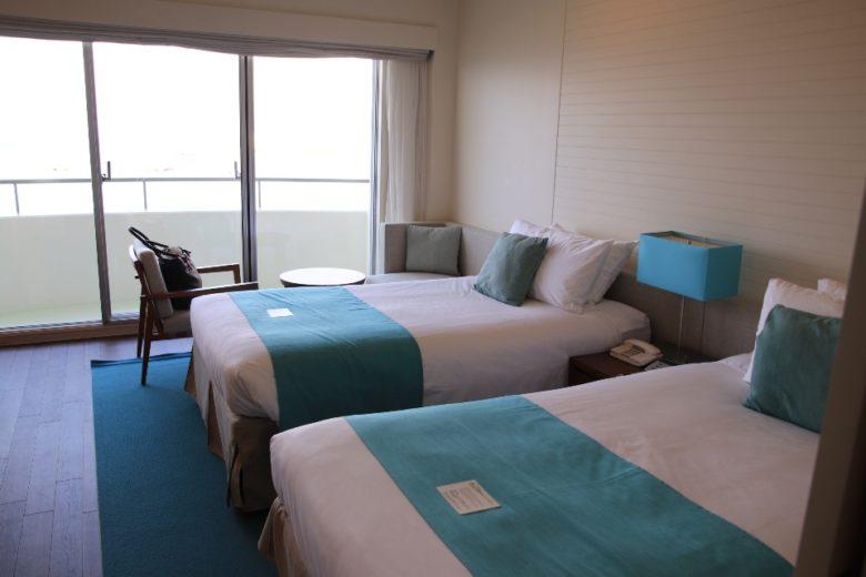 ANAインターコンチネンタル万座ビーチリゾートの部屋
