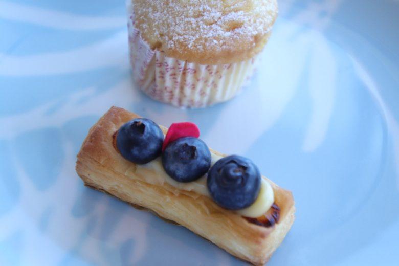 ANAインターコンチネンタル万座ビーチリゾートの朝食パン