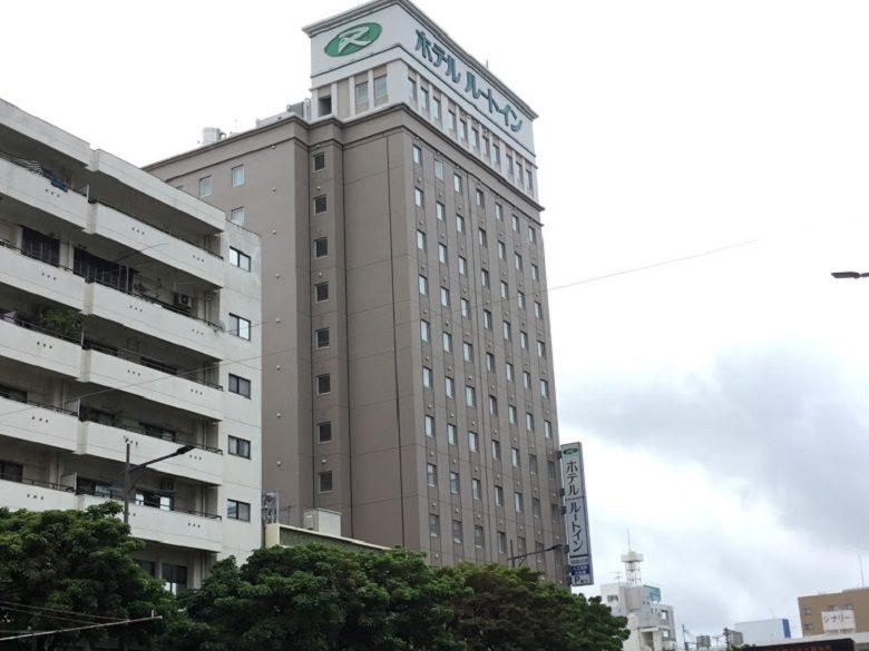 那覇でホテル朝食ならホテルルートイン那覇泊港のバイキング