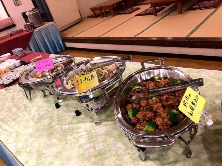 那覇でホテル朝食なら沖縄ホテルのバイキング