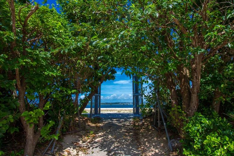 「浜比嘉島」パワ―スポットとゆったり過ごせる島の食堂