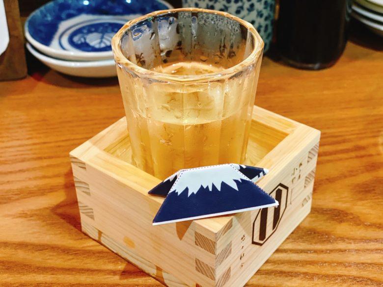 国際通り界隈の大人飲みで日本酒