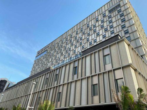 ホテルコレクティブは国際通りど真ん中にオープンした巨大ホテル