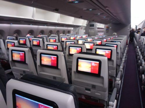 JAL新機材エアバスA350-900の細かすぎるシートレポート
