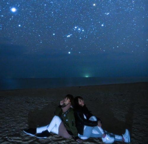 久米島で感動!満天の星空をバックに撮影ツアー