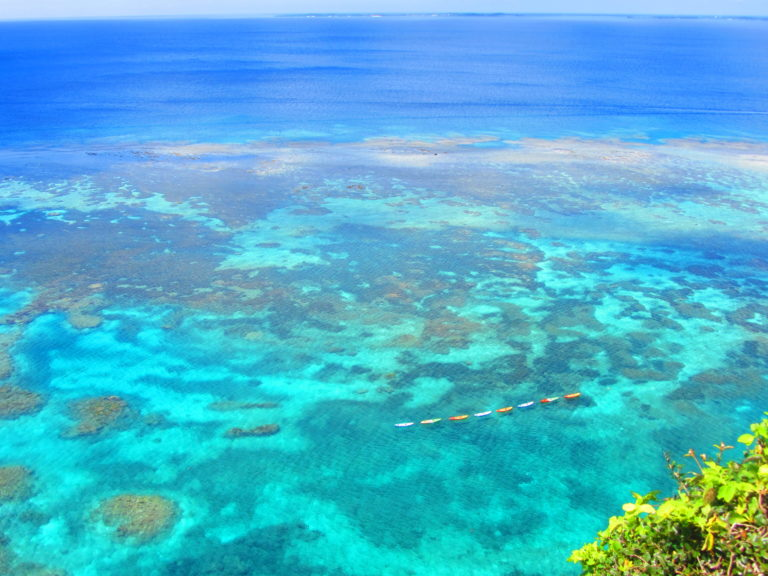 沖縄で絶景ベストショットを撮るには?