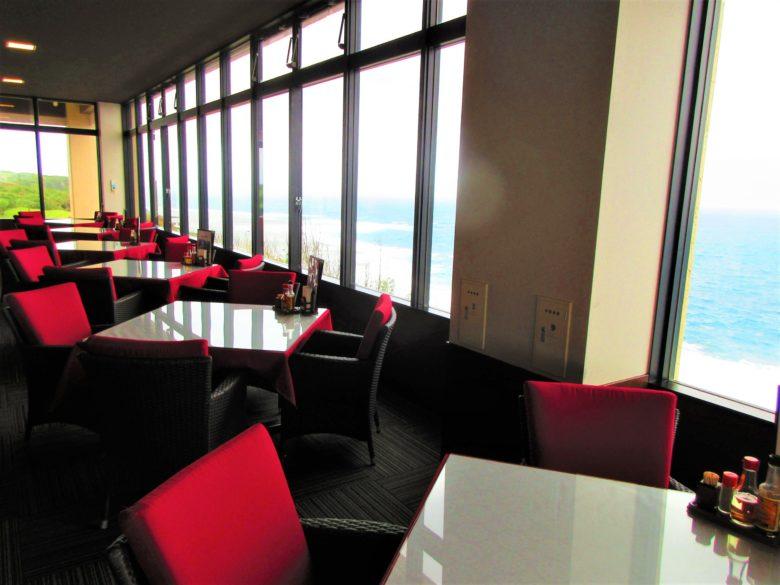宮古島のゴルフ場レストラン