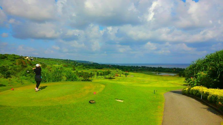 宮古島 ゴルフ