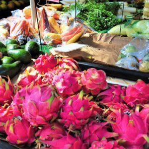 沖縄のドラゴンフルーツ!白と赤の果肉の見分け方を教えます!