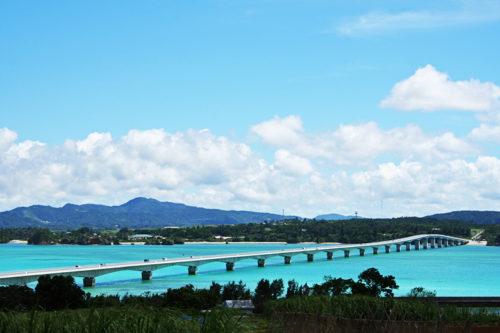 絶景を観ながら渡りたい橋!沖縄本島から気軽に行ける絶景名橋5選!