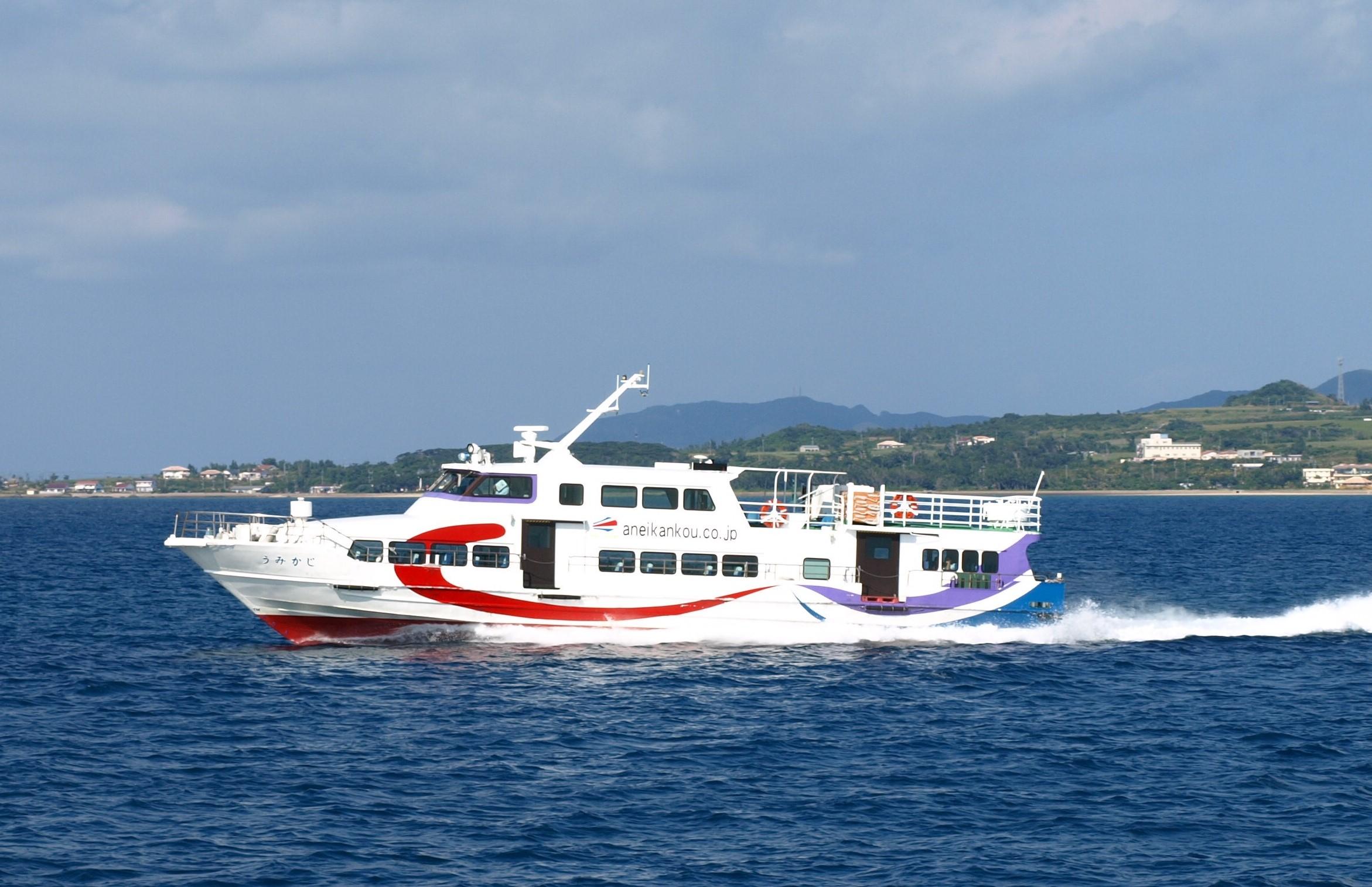 八重山諸島へ!石垣港離島ターミナル7月から増便