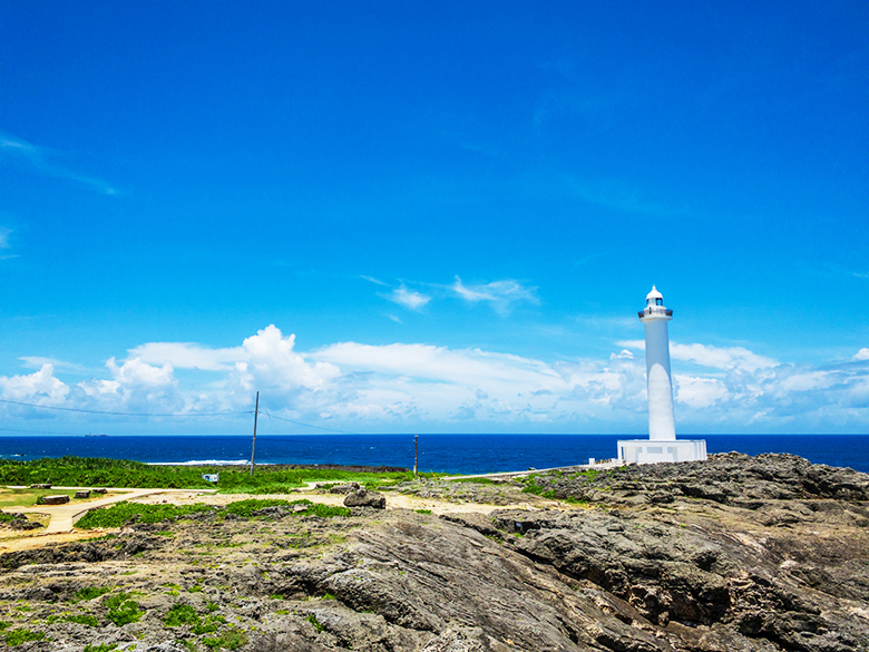 残波岬灯台