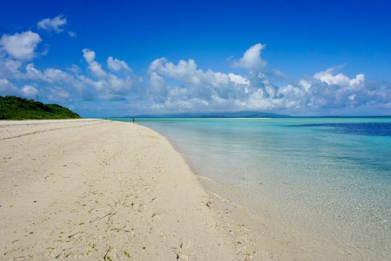 竹富島のメインビーチコンドイビーチ