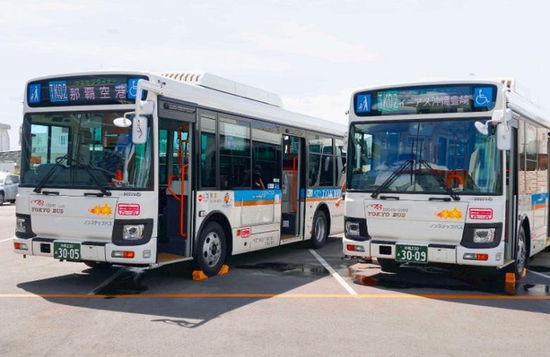 糸満・豊見城へ1000円乗り放題!東京バスとゆいレール共通一日乗車券!