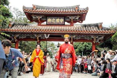 首里城祭り2020は内容を変えて開催!!