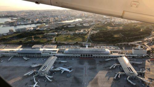 那覇空港からホテルまで10分以内に到着できるのはココだ!