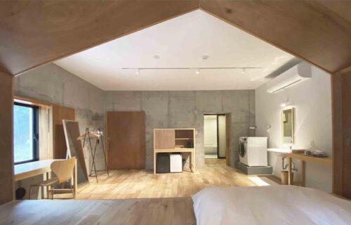 久米島に新しい宿泊施設「風の帰る森」登場