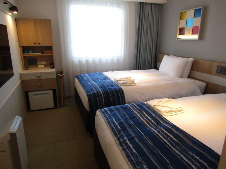 温泉リゾートホテル逸の彩客室