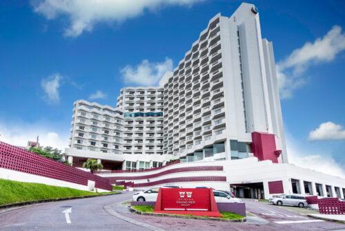 沖縄市でホテルランチ!!オキナワグランメールリゾート