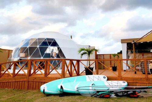 グランピングが楽しめる沖縄県内の宿泊施設4選