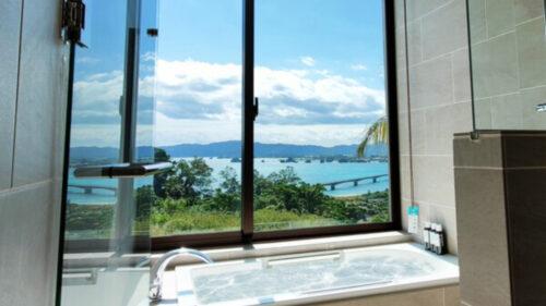 沖縄本島のビューバスが魅力的なホテル3選