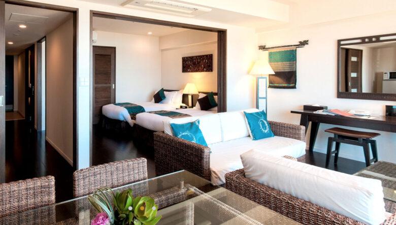ペットと泊まれる沖縄のホテル