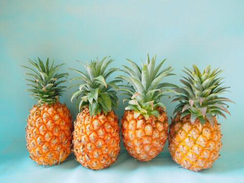 8月17日はパイナップルの日!
