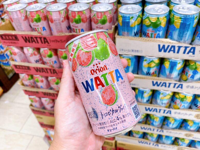 沖縄の飲み物
