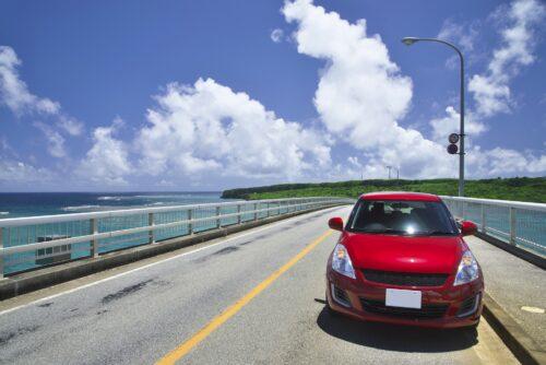 宮古島をドライブで巡るモデルコースはコレだ!