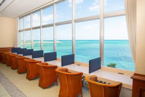 絶景ワーケーション!沖縄のホテルで仕事出来たら最高!リザンシーパーク
